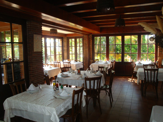 RESTAURANT –BAR CAN BRUGUERA