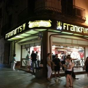 FRANKFURT'S