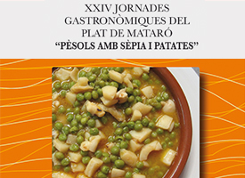 XXIV GASTRONOMIC DAYS OF THE DISH OF MATARÓ